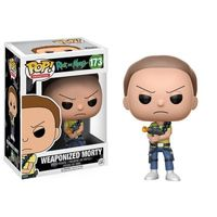 Funko Pop Television Rick And Morty, Weaponized Morty