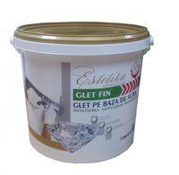 Шпатлевка акриловая финишная GLET FIN ESTETIKA, 1,5 кг