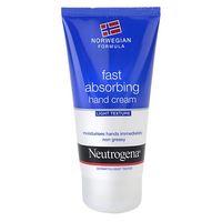Neutrogena крем для рук быстро впитывающийся 75 мл