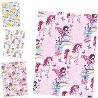 POL-MAK Бумага для упаковки POL-MAK 99.5x68.5см Princesse