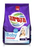 купить Maxima Стиральный порошок концентрат для детской одежды Без фосфата 3,25кг (1,83) в Кишинёве