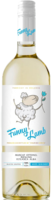 "Vinuri de Comrat Funny Lamb ""Muscat Ottonel Riesling Feteasca Albă""  demidulce alb,  0.75 L"