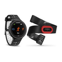 Forerunner 630 Bundle Black
