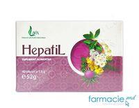 Ceai Larix Hepatil-afectiuni hepatice 52g*40 pliculete