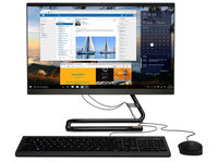 "Lenovo AIO IdeaCentre 3 22IMB05 Black (21.5"" FHD IPS Pentium G6400T 3.4GHz, 8GB, 256GB, No OS)"
