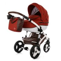 Junama Colors 2in1 06 Red/White