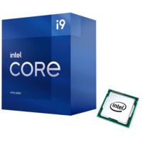 CPU Intel Core i9-11900 2.5-5.2GHz