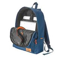 "16""/15"" NB backpack - Trust City Cruzer, Blue"