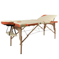Массажный стол inSPORTline Japane 9408 white (775)