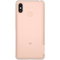 Husa pentru Xiaomi Mi Max 3 , Ultra thin, Nature