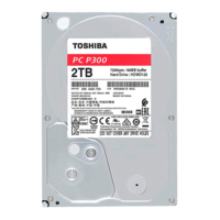 "Жесткий диск 3.5"" HDD 2.0TB  Toshiba HDWD120UZSVA  P300, for Desktop, 7200rpm, 64MB, SATAIII"
