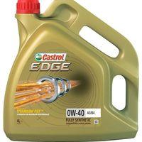 Моторное масло Castrol Edge Titanium A3/B4 0W-40 4L