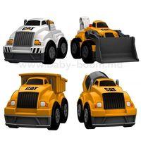 Mega Bloks CYR12 Машина-конструктор CAT «Сконструируй и комбинируй» в асс.(4)