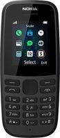 Nokia 110 Dual Sim Black