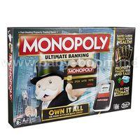 Hasbro B6677 Монополия с банковскими картами (Обновленная)