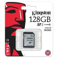 Kingston 128GB SDXC Class10 UHS-I
