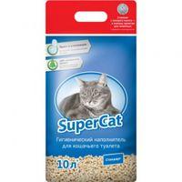 SuperCat Стандарт Наполнитель для кошачьего туалета - 3 кг