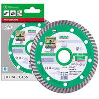 купить Алмазный отрезной диск Distar Turbo 230*2.6*10*22.225 Elite Aero в Кишинёве