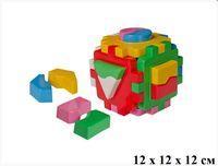 Teхнок-Интелком Куб Логика