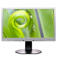 """21.5"""" Philips """"221P6QPYES"""", Bk/Silver (IPS, 1920x1080, 5ms, 250cd,LED20M:1, D-Sub,DVI,DP, Pivot,Spk) (21.5"""" AH-IPS W-LED, 1920x1080 Full-HD, 0.248mm, 5ms GTG, 250 cd/m², DCR 20 Mln:1 (1000:1), 16.7 Mln colors, 178°/178° @CR>10, 30-83 kHz(H)/56-76 Hz(V), DisplayPort + DVI-D + Analog D-Sub, Stereo Audio-In, Headphone-Out, Built-in speakers 2Wx2, USB 3.0 x4-Hub with 1 x fast charger, Built-in PSU, HAS 130mm, Tilt: -5°/+20°, Swivel +/-175°, Pivot, VESA Mount 100x100, Flicker-free, PowerSensor, Light Sensor, Silver/Black)"""