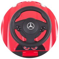 Tolocar Chipolino Mercedes Benz Red (ROC722S0182RE)
