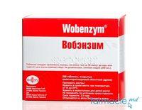 Вобэнзим, драже N200