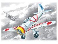 72201 Ki-27А, японский истребитель