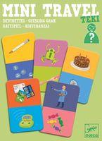 Teki - Guessing Mini Travel Game by Djeco
