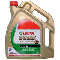 Моторные масла Castrol Edge FST 5w-30 5л