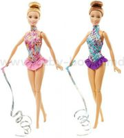 "Barbie DKJ16 Кукла Barbie ""Гимнастка"" в асс.(2)"