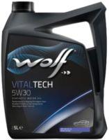 Масло моторное WOLF, 5W30 VITALTECH 4L