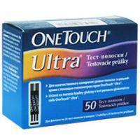 Тест-полоски OneTouch Ultra
