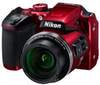 Aparat foto digital Nikon Coolpix B500 Red