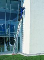 купить Двухсекционная лестница с тросом (2x21ст) Z300 42361 в Кишинёве