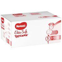 Трусики Huggies Elite Soft 5 BOX (12-17 kg) 76 шт