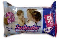Салфетки влажные Freshmaker Baby MEGA pack 96шт