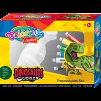 Figura din gips Dinozaur Colorino