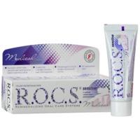 Гель реминерализующий R.O.C.S. - MEDICAL Sensitive