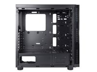 Case ATX Chieftec Hawk, w/o PSU, 2xUSB3.0, 1xUSB2.0, PSU dust filter, Black