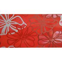 Keros Ceramica Декор Fly Rojo 25х40см