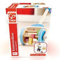 Hape Толкач-игрушка Газонокосилка