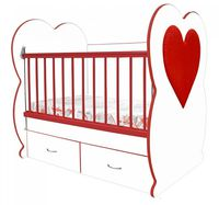 Bambini BM Love White Red