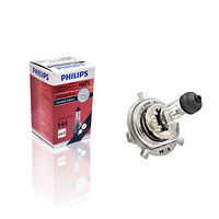 Лампа H4 12V 55W P43t-38 Philips VISIONPLUS +60%, 12342VPC1 Limited Edition
