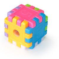 Luromax Точилка LUROMAX Cube, с контейнером