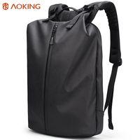 Городской рюкзак Aoking SN86512, водонепроницаемый, черный