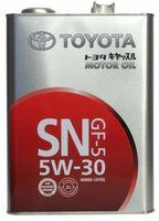 Chempioil Toyota/Lexus SAE API SN 5W-30 4L