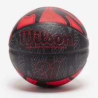 Мяч баскетбольный Wilson #7 21 SERIES BSKT RDBL WTB2103XB07 Wilson (2561)