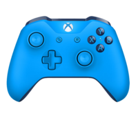 Microsoft Controller Xbox One S, Blue