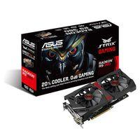 ASUS STRIX-R9380-DC2OC-2GD5-GAMING R9 380, 2GB DDR5 256bit 1010/5500MHz