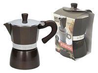 Кофеварка на 3 чашки Tognana Grancuci алюминиевая